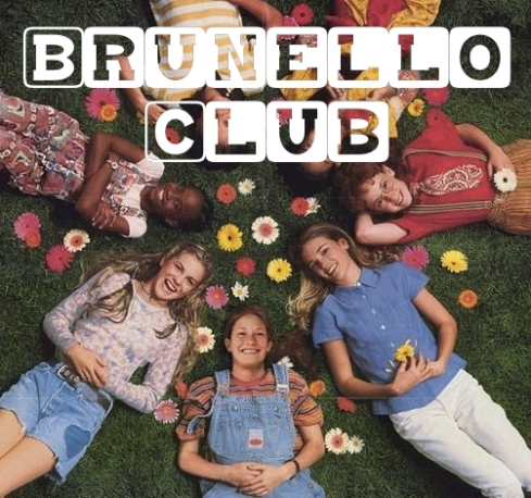 baby-sitters club, spoof, funny, field, flowers, girls