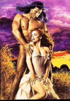fabio, most beautiful man in the cosmos, romance novel, cover, nude