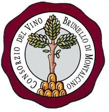 emblem, wine, Montalcino