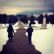 Four wonderful days in Asiago where my family are from in the Veneto