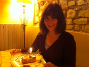 Happy birthday to me at Castello di Luzzano