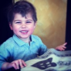 My beautiful/incredibly cheeky cousin Giovanni Gios in Asiago