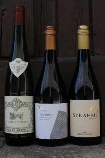 wine reviews may 2013