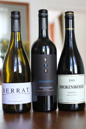 wine reviews july