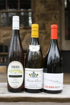 wine reviews january 2014